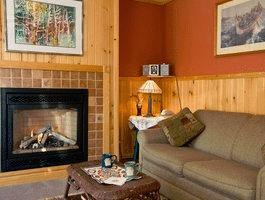 Barbara's Suite, Poplar Creek and Canoe Outfitting